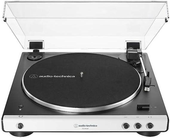 Audio-Technica AT-LP60XBT GIRADISCOS AUTOMÁTICO ESTÉREO ...