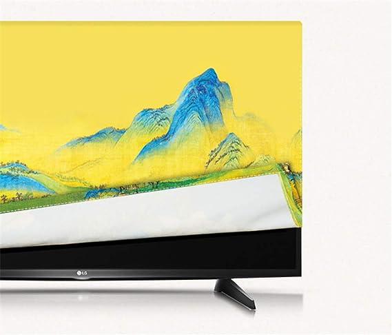 Cubierta de TV LJXX 19 Pulgadas 80 Pulgadas LCD TV Cubierta ...