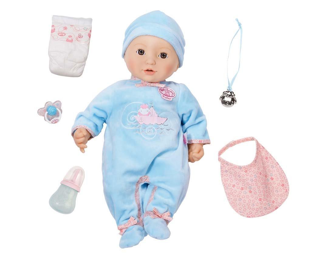 Zapf 4001167794654 Puppe, Mehrfarbig MOLEO Sp.z o.o.