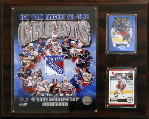 NHL New York Rangers All-Time Great Photo ()