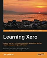 Learning Xero Front Cover