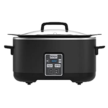 Ninja 2-in-1 6 Quart Stove Top Digital Slow Cooker