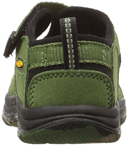 KEEN Toddler (1-4 Years) Newport H2 Crushed Bronze/Green Sandal - 7 M US Toddler