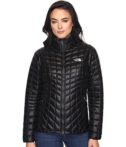 The North Face Women's ThermoBall¿ Full Zip Jacket Tnf Black/Tnf Black Shiborini Print (Prior Season) Outerwear