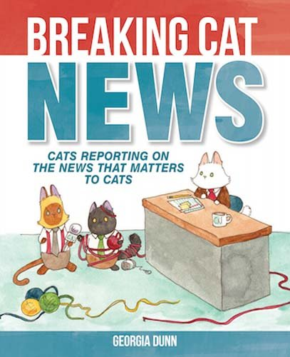 Breaking Cat News: Cats Reporting on the News that Matters to Cats (Best Way To Kill Flies In Your House)