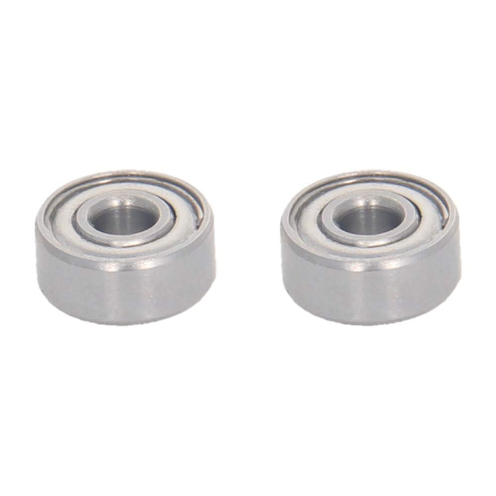 Othmro Deep Groove Ball Bearing 5PCS SMR106ZZ 440C Stainless Steel Bearing Ball Bearings P0 6x10x3mm