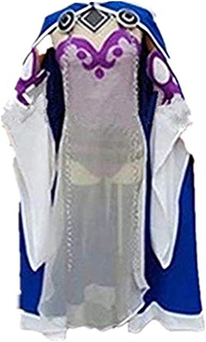 Amazon Com Echunchan Fate Grand Order Arjuna Cosplay Costume Halloween Costume Clothing