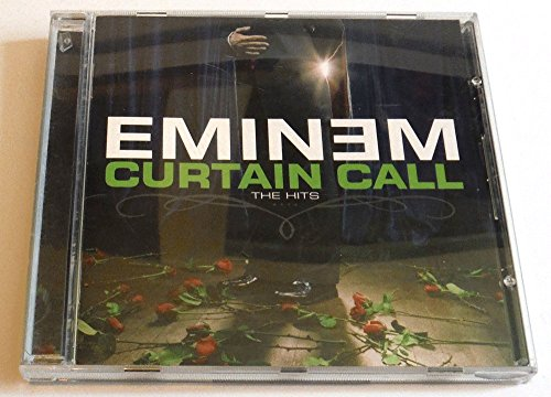 Eminem - Eminem - Curtain Call: The Hits Is The First Greatest Hits Compilation - Zortam Music