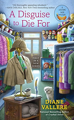 A Disguise to Die For (A Costume Shop Mystery)]()