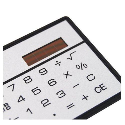 - vanki calculator credit card sized slimline travel