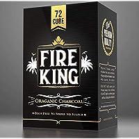 King of Fire Natural Coconut Hookah coals