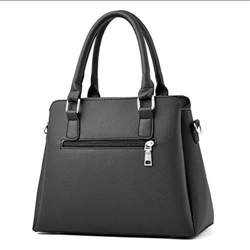 Tracolla Handbag Alla Pu Grande Moda Piccola Borse Royalblue In Capacità Donna wZxqRtrZ