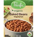 PACIFIC FOODS Organic Vegetarian Baked Beans 365ml