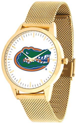 Florida Gators - Mesh Statement Watch - Gold Band