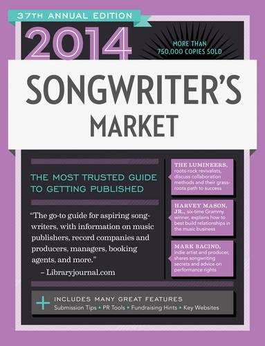 2014 Songwriters Market James Duncan product image