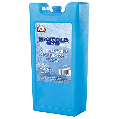 igloo corporation 25201 Maxcold, Large, Ice Block -