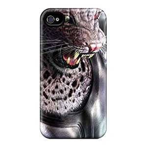 High Quality Randolphfashion2010 Armor King Tekken Skin Cases Covers Specially Designed For Iphone - 6plus