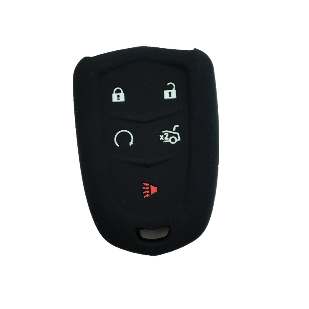 silicone entry cover silverado case from key sierra car item chevrolet in for skin keyless fob gmc buttons cadillac holder shell remote