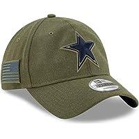 New Era NFL Dallas Cowboys Salute to Service 2018 Sideline 9TWENTY Game Cap