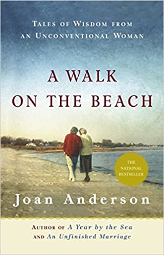 a walk on the beach tales of wisdom from an unconventional woman