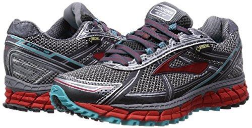 Brooks Running Scarpe Donna 12 Grey Gtx Adrenaline Da Trail Asr 4qCfrxFRw4
