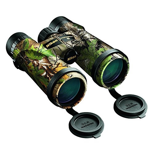Nikon 16007 MONARCH 3 10x42 Binocular (Xtra Green) by Nikon