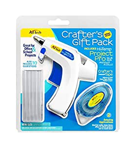 Ad-Tech 05643 Crafter Gift Pack, White