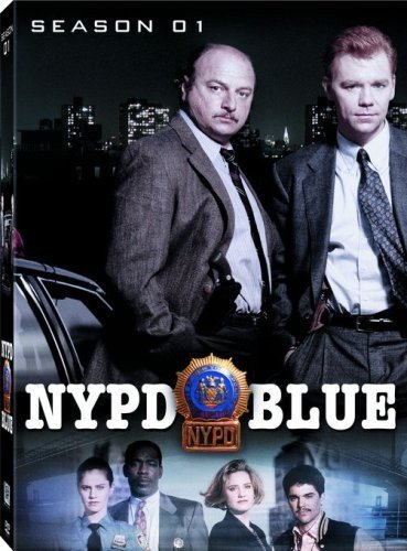 Nypd Blue Season 1 Repackage (Best Nypd Blue Episodes)