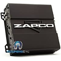 Zapco ST-2X 2-Channel 160W RMS Class A/B Studio X Series Full Range Amplifier