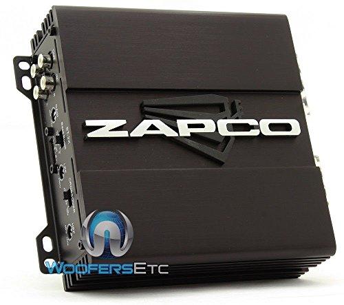 1/4 Speakers Full Range (Zapco ST-2X 2-Channel 160W RMS Class A/B Studio X Series Full Range Amplifier)