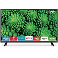 VIZIO 40-Inch Class FHD Smart Full Array LED TV - D40F-E1 (Certified Refurbished)