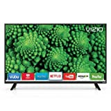 VIZIO 40 Class FHD (1080P) Smart Full Array LED TV (D40f-E1) (Certified Refurbished)