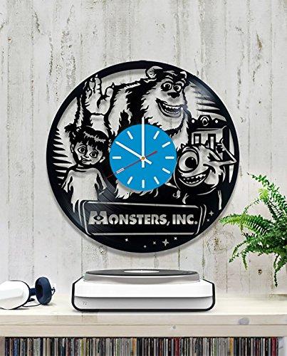 monster inc clock - 5