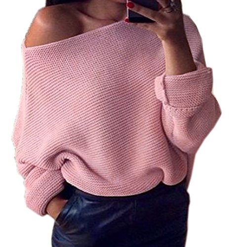 Casual Hauts Mode Chandail Shirts Blouse Hiver Legendaryman Pullover Femmes Sweat Sweater Tricots Oblique RfOwF