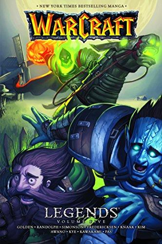 Warcraft Legends Graphic (Warcraft: Legends Vol. 5 (Blizzard Manga))