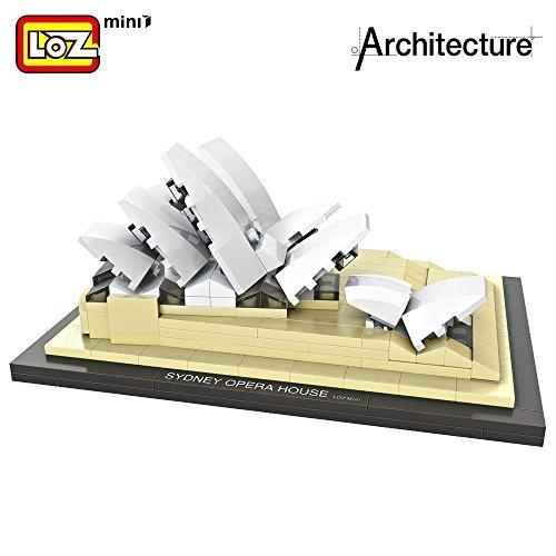 LOZ MINI Building Block Sydney Opera House
