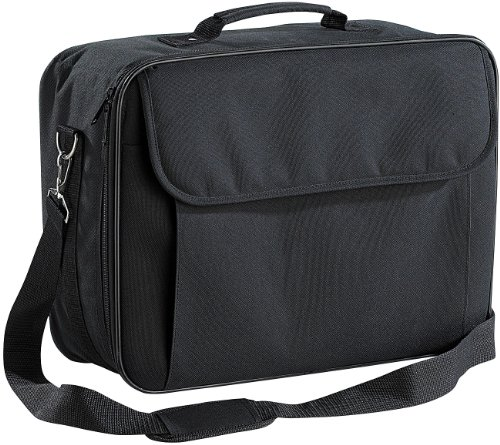 Xcase Gepolsterte Beamer-Tasche Universal mit Innenteiler, Größe L