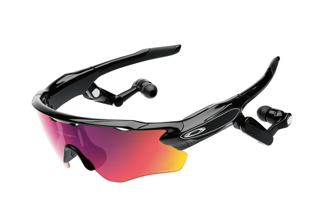 Amazon.com: Oakley Polished Black/Prizm Road Radar Pace Sunglasses: Cell  Phones & Accessories