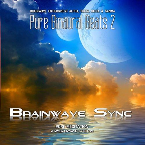 Pure Binaural Beats 2 - Alpha, Theta, Gamma and Delta Brainwave Entrainment - Music for Meditation - Delta Gamma Theta