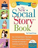 The New Social Story Book, Bvm, Carol Gray, 1935274058