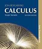 Single Variable Calculus: Early Transcendentals, 2nd Edition