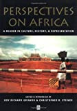 img - for Perspectives on Africa: A Reader in Culture, History, and Representation (Global Perspectives) book / textbook / text book