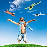 """BooTaa 4 Pack Airplane Toys, 17.5"""" Large Throwing"""