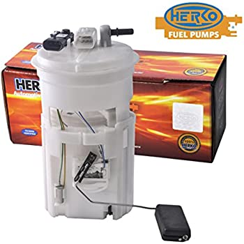 Electric Fuel Pump Module Assembly Herko Premium High Performance 201GE