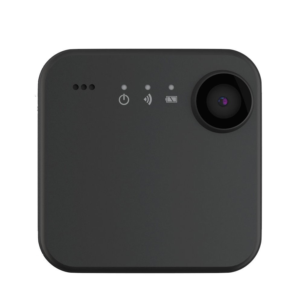 iON Camera 1045 SnapCam SnapCam (Black)