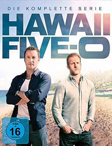 Hawaii Five-0 - Die komplette Serie/1-10 DVD