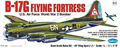 Guillow's Boeing B-17G Flying Fortress Model Kit