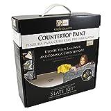 granite countertop paint kit - Giani Granite FG-GI SLATE Slate Countertop Paint Kit by Giani Granite