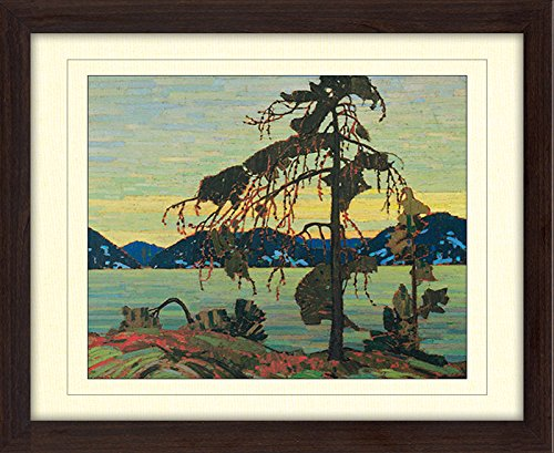 art-tom-thomson-group-of-seven-canvas-framed-free-shpping-made-in-north-america-by-framedcanvasart