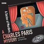 Radio Crimes: Charles Paris: A Series of Murders   Simon Brett